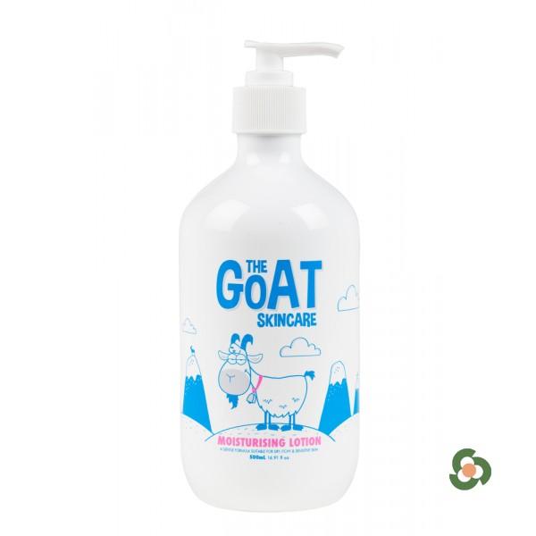 THE GOAT羊奶保濕乳液 500ML