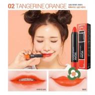自然雅達 自動唇膏筆  #2  橙柑色2.5g