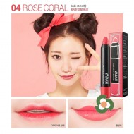 自然雅達 自動唇膏筆  #4 玫瑰珊瑚紅 2.5g