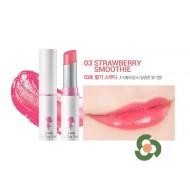 自然雅達 迷漾潤彩蜜唇膏  #3 草莓冰沙 4.3g