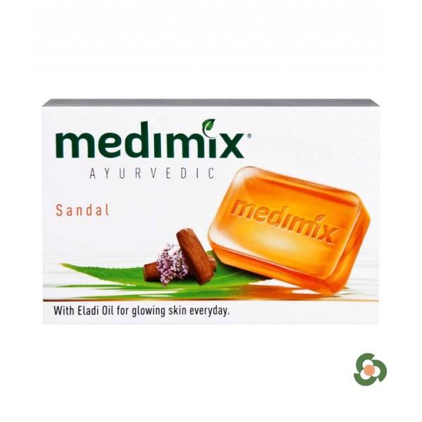 Medimix潤膚檀香手工皂125gm
