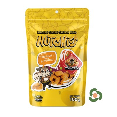 Nutchies 樂脆腰果-冬陰功風味100g