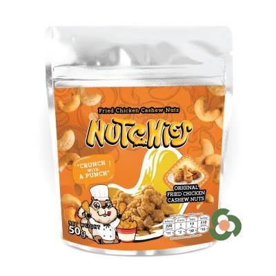 Nutchies 樂脆腰果-炸雞風味50g