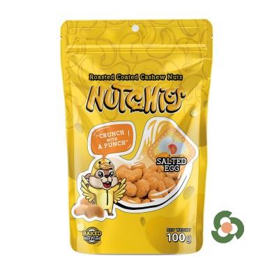 Nutchies 樂脆腰果-鹹蛋黃味100g