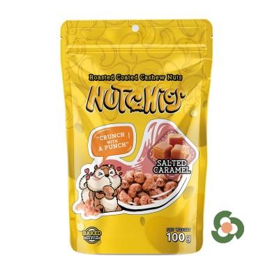 Nutchies 樂脆腰果-鹽味焦糖風味100g