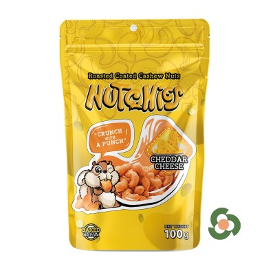 Nutchies 樂脆腰果-車大芝士風味100g