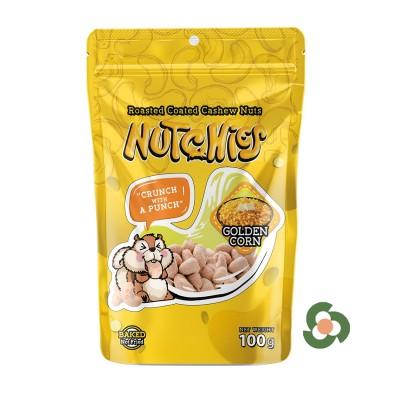 Nutchies 樂脆腰果-香甜粟米風味100g