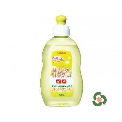 Combi 康貝奶瓶及蔬菜洗劑瓶裝 300ml