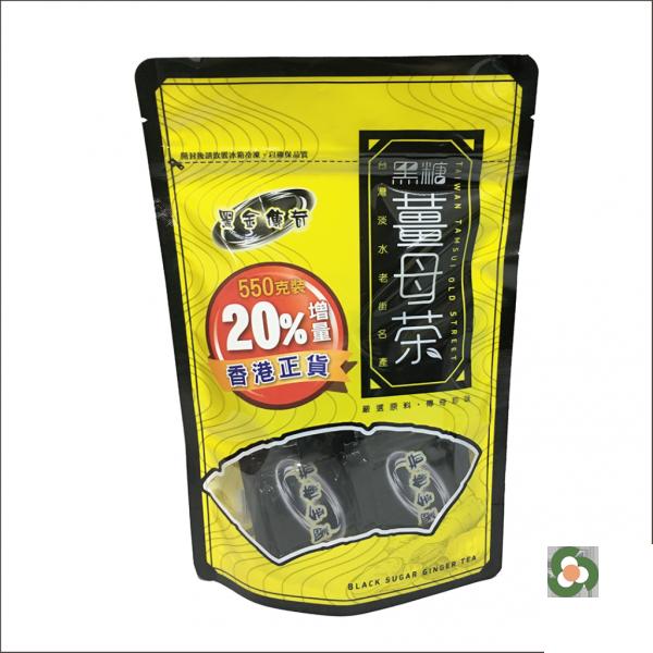 黑金傳奇黑糖薑母茶四合一 (480g)