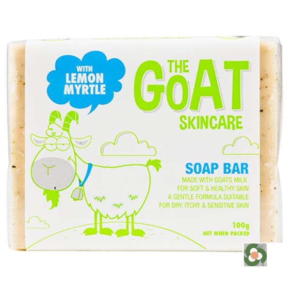 THE GOAT羊奶檸檬香桃木香皂 100G