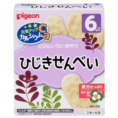 Pigeon 高鈣海苔仙貝餅乾(6個月以上)