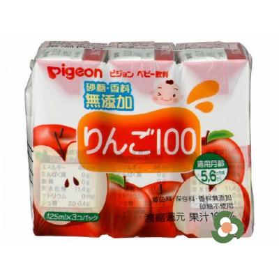 Pigeon 蘋果汁