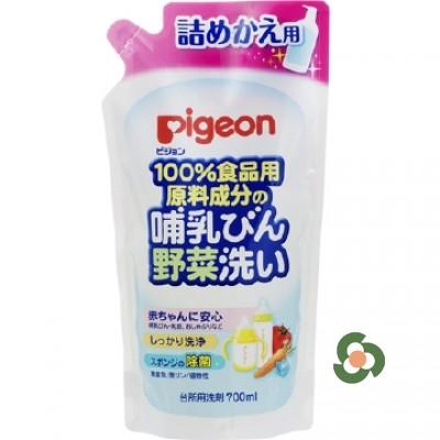 Pigeon 奶瓶清潔液 補充裝
