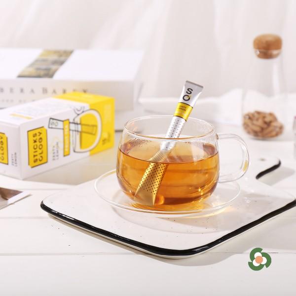 激爽檸檬紅茶茶棒15枝裝