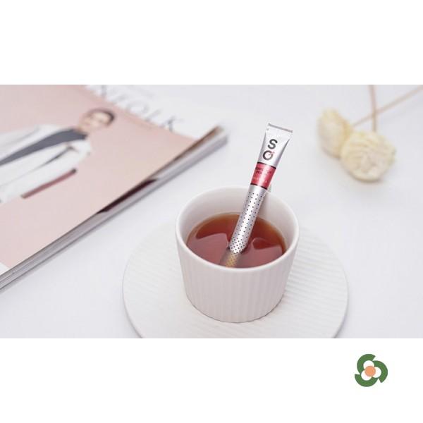 蜜桃果味紅茶茶棒15枝裝