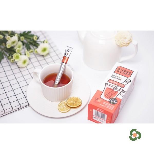 南非路易博士茶茶棒15枝裝